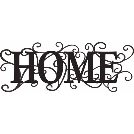 Intricate Metal Home Decor