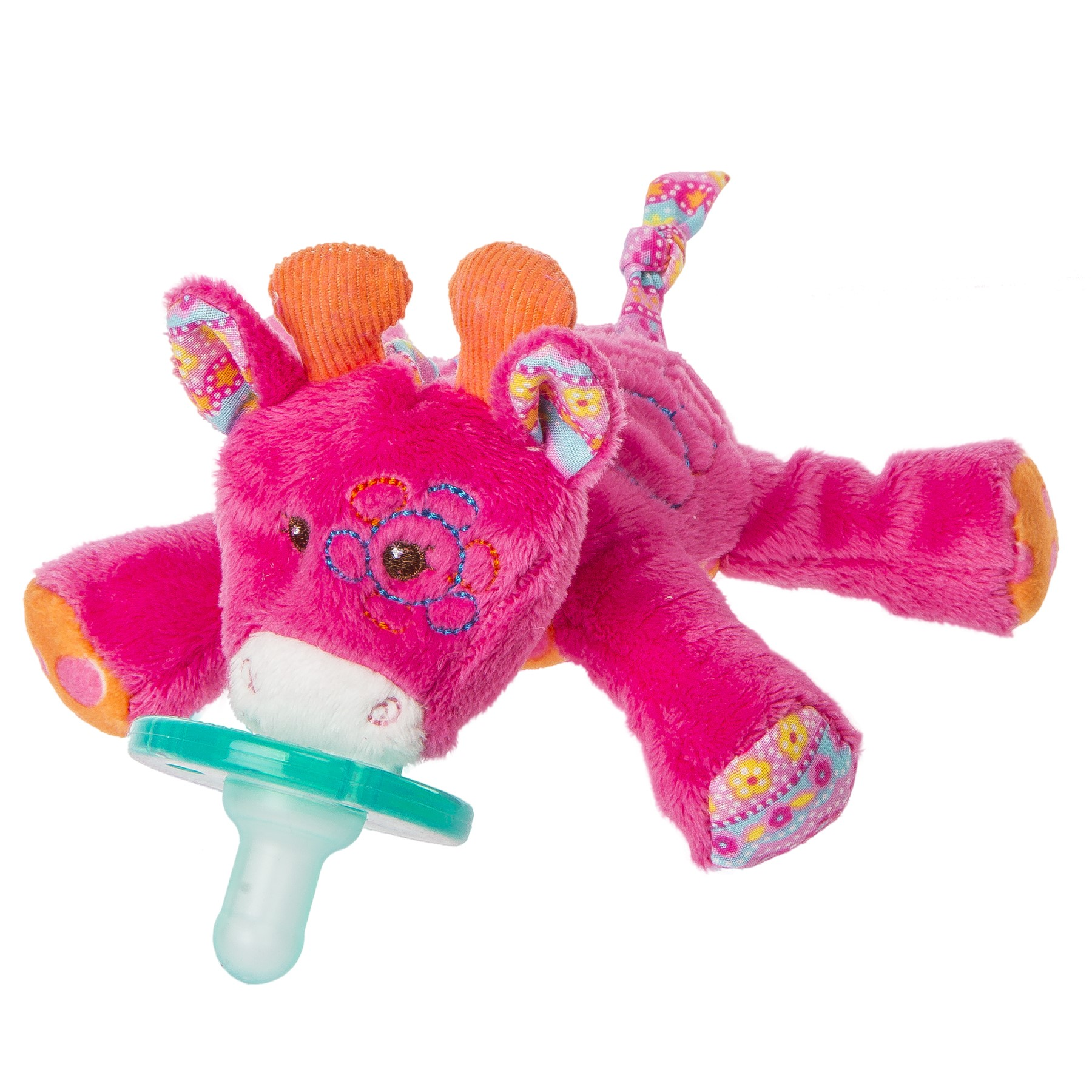 Mary Meyer Jasmine Giraffe Wubbanub Infant Pacifier