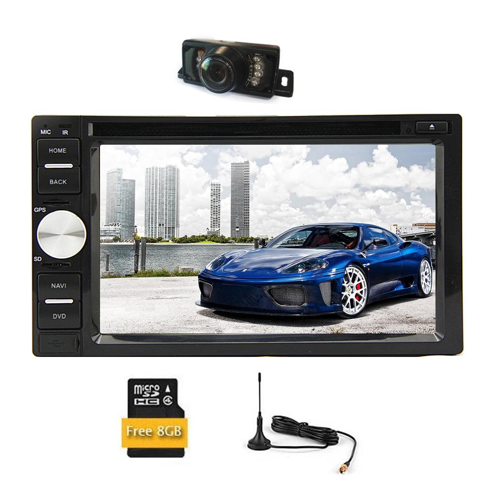 Car Stereo Bluetooth PC System Audio Car DVD Player Autor...