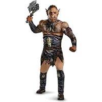 Warcraft Durotan Deluxe Muscle Teen Halloween Costume, M