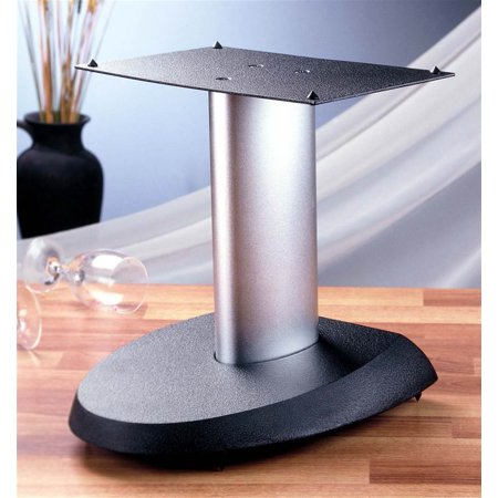 VSP Series Center Speaker Stand in Black