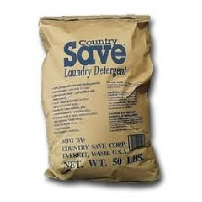 Country Save Laundry Detergent (1x50LB ) (Laundry Detergent Country Save)