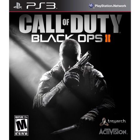 Call of Duty: Black Ops 2 (PS3) - Pre-Owned Activision