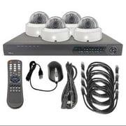 LTS LTN0441K-4D CCTV Kit,All In One,12VDC,1 TB