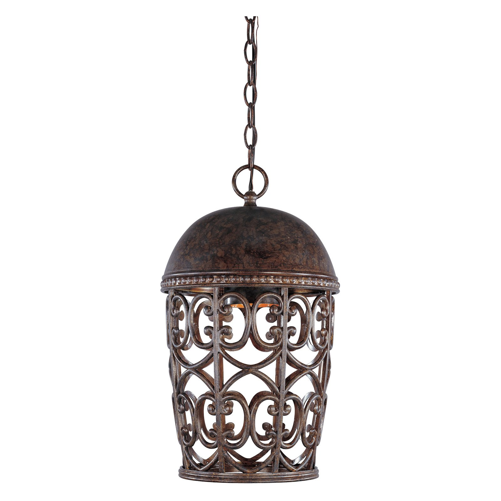 Designers Fountain Outdoor 97594-BU Amherst Dark Sky Hanging Lantern by Designers Fountain