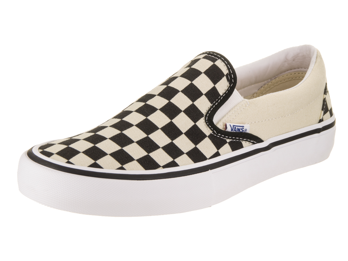 Vans Slip-On Pro (Checkerboard Black