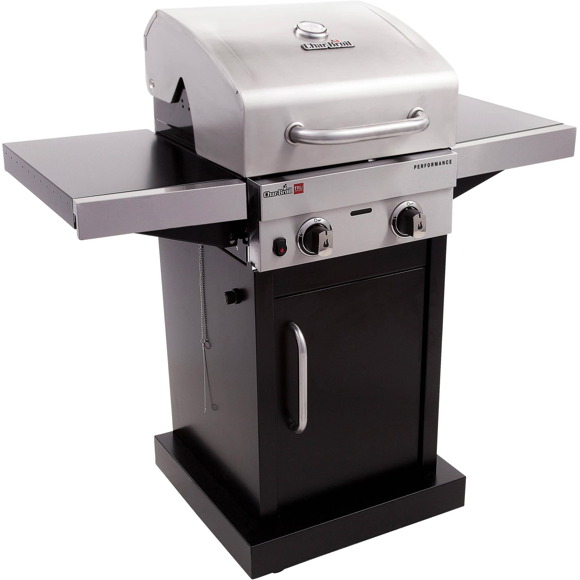 Char Broil Tru Infrared 2 Burner Gas Grill Com