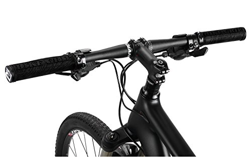 RockBros Double Lock-on Bicycle Handlebar Grips Fixed Gear Anti-Skid Rubber Grip