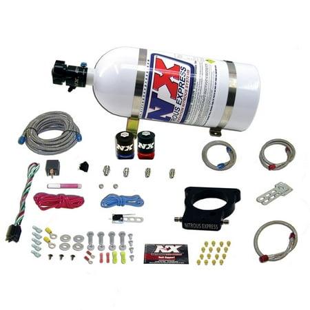 97-04 C5 LS1 LS6 Corvette NX 78MM Nitrous System w/ 10lb Bottle ()