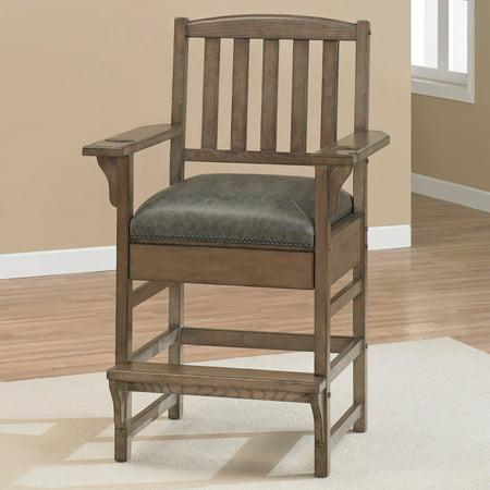 AHB King Chair Bar Stool - Glacier Grey