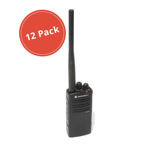 """Motorola RDV5100 (12 Pack) Two Way Radio"" by MOTOROLA"