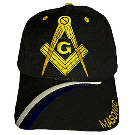 4f77d4817 Buy Caps and Hats - Buy Caps and Hats Masonic Baseball Cap Freemason Mason  Hat Mens One Size (Black) - Walmart.com