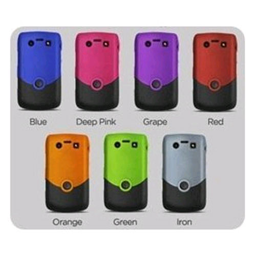 Ifrogz - MyFrogz Design your Luxe Case Custom for Blackberry 9700,8520,8310,8320,8900