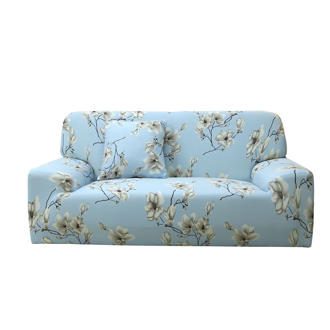 Home Sofa Cover 1 2 3 4 Seater Cover Full Covers Slipcover #1 (57 x 72 Inch) - image 7 de 7