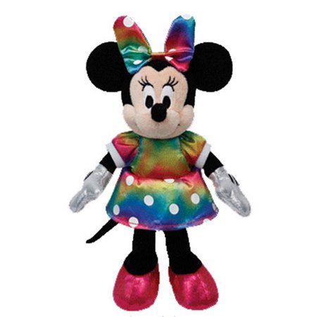 Ty Disney Sparkle Minnie - Mouse Ty Dye Medium (Giant Minnie Mouse)