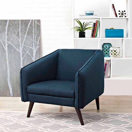 Modway Slide Contemporary Upholstered Armchair, Multiple Colors