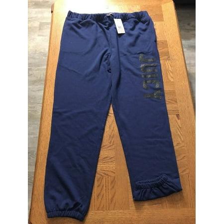 Juicy Couture Womens Sweatpants Size XL (Juicy Couture Velour Pocket Pants)