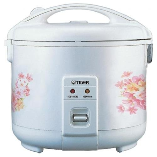 Tiger America Corp. Jnp-0720 4 C. Elec Rice Cooker/food Ste