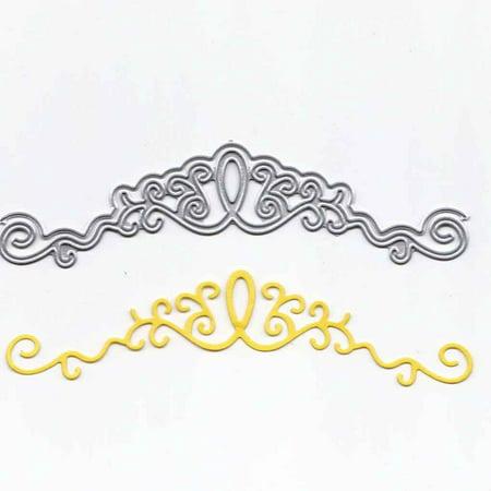 Metal Embossing Stencils DIY Invitatin Album Book Decoration Handmade Cutting Dies - image 3 of 7
