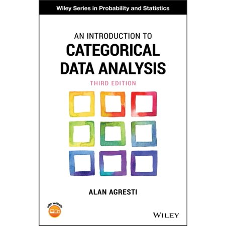 An Introduction to Categorical Data Analysis - (An Introduction To Categorical Data Analysis Solution)