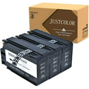 JUSTCOLOR 950 XL 951 XL Replacement for HP 950XL 951XL Ink Cartridge New Updated Compatible with HP OfficeJet Pro 8600