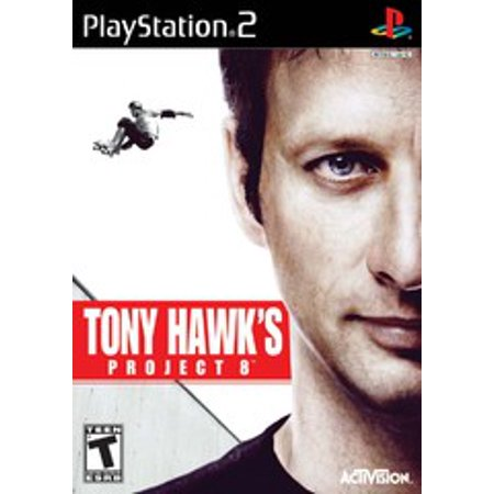 Tony Hawk Project 8 - PS2 Playstation 2