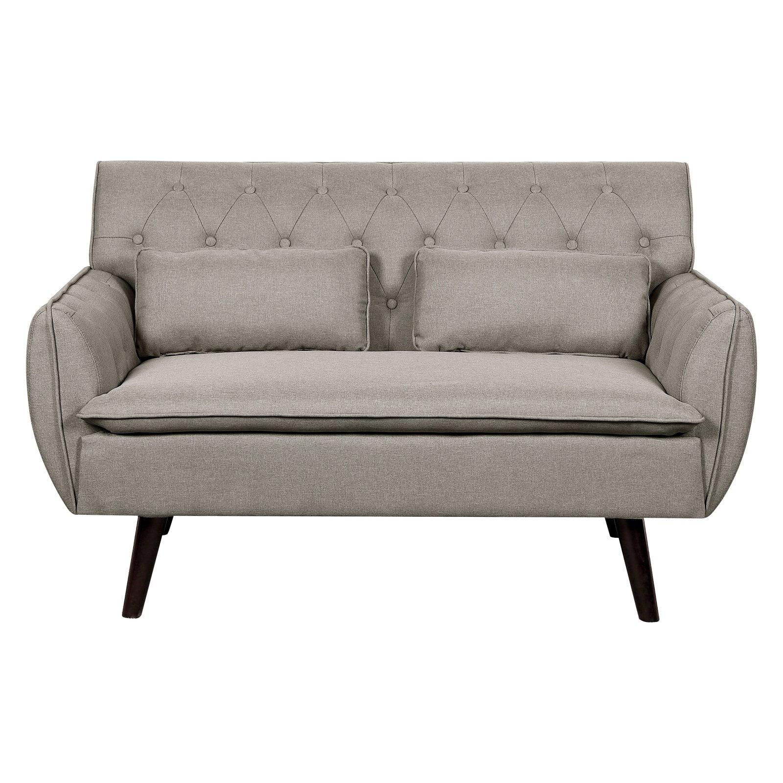 US Pride Furniture Modern Loveseat