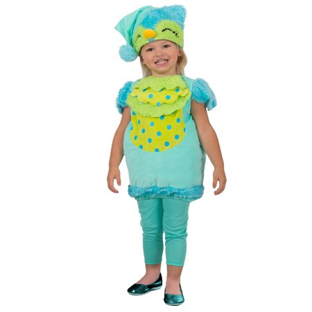 Sleepy Owl Costume For Toddlers - Owl Costume For Toddler