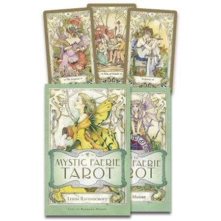 Mystic Faerie Tarot Cards