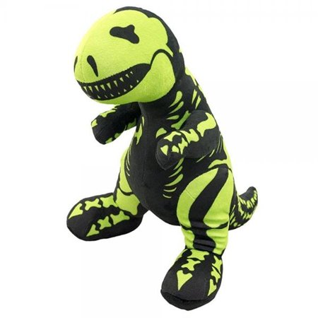 Tyrannosaurus Rex 12.5 Skeledon Dinosaur Skeleton Theme T-Rex Plush Stuffed Animal for $<!---->