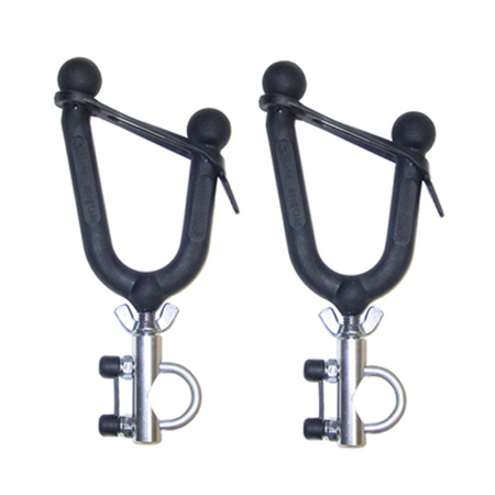 All Rite Single Gun and Bow Pack Rack