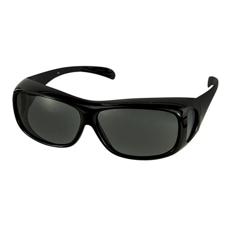LensCovers Wear Over Polarized Sunglasses - Large (Boys Polarized Sunglasses)