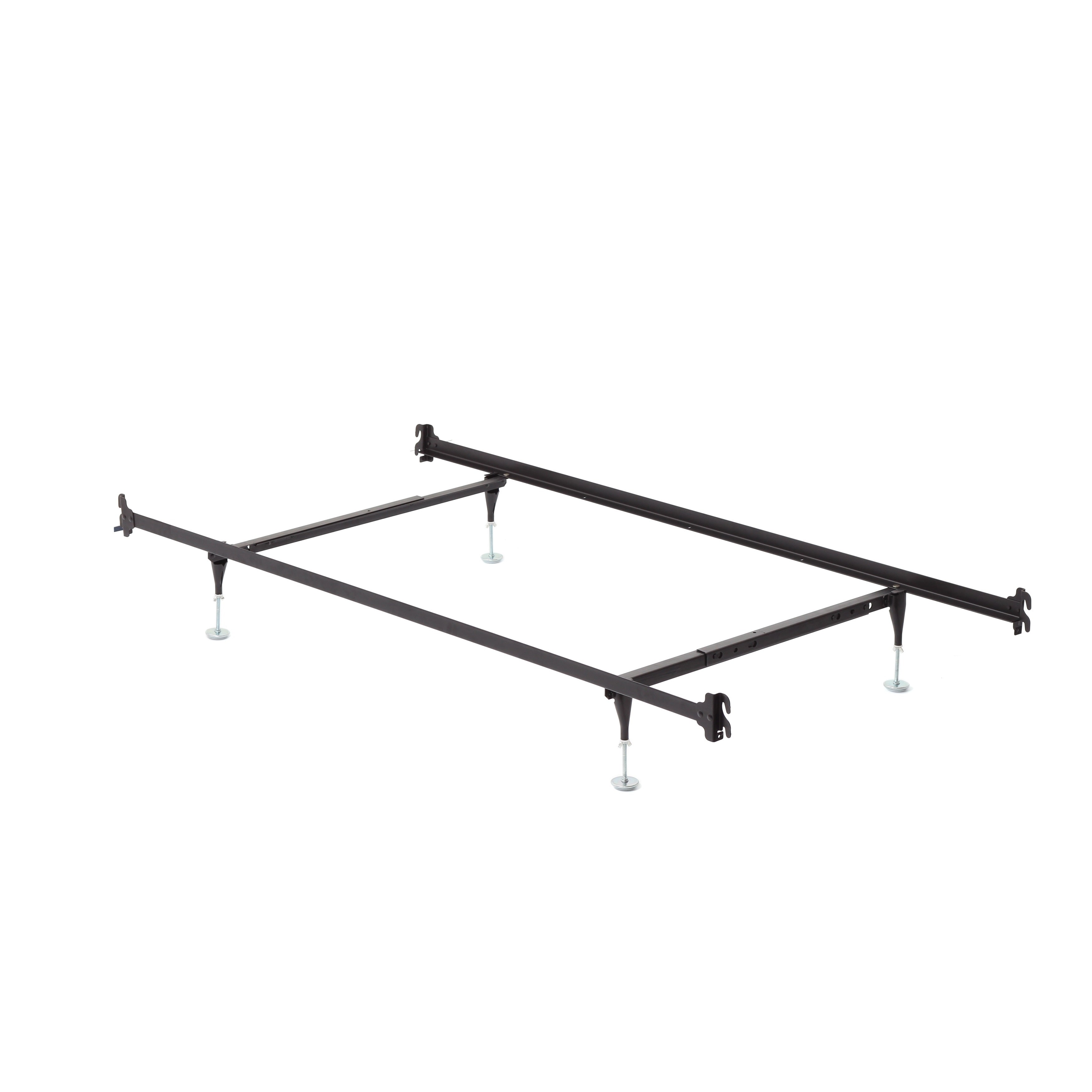 W Silver Products Twin/ Full Hook On Angle Iron Steel Bed...