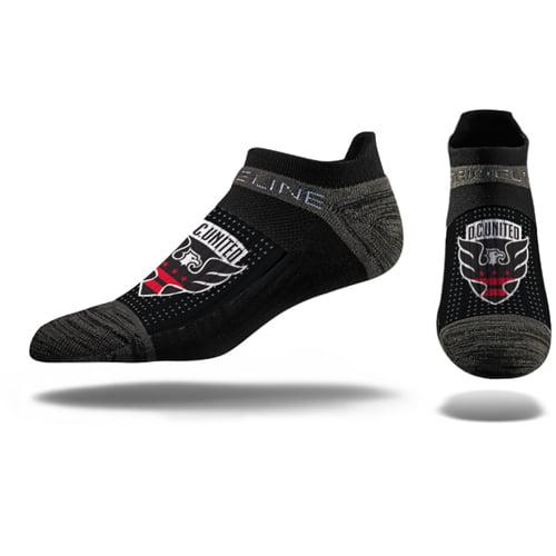 D.C. United Premium Low Cut Socks - Black - M/L