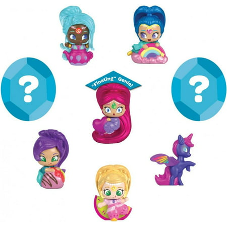 Skimmer 2 Slip - Shimmer and Shine Teenie Genies Series 4 Genie 8-Pack #1