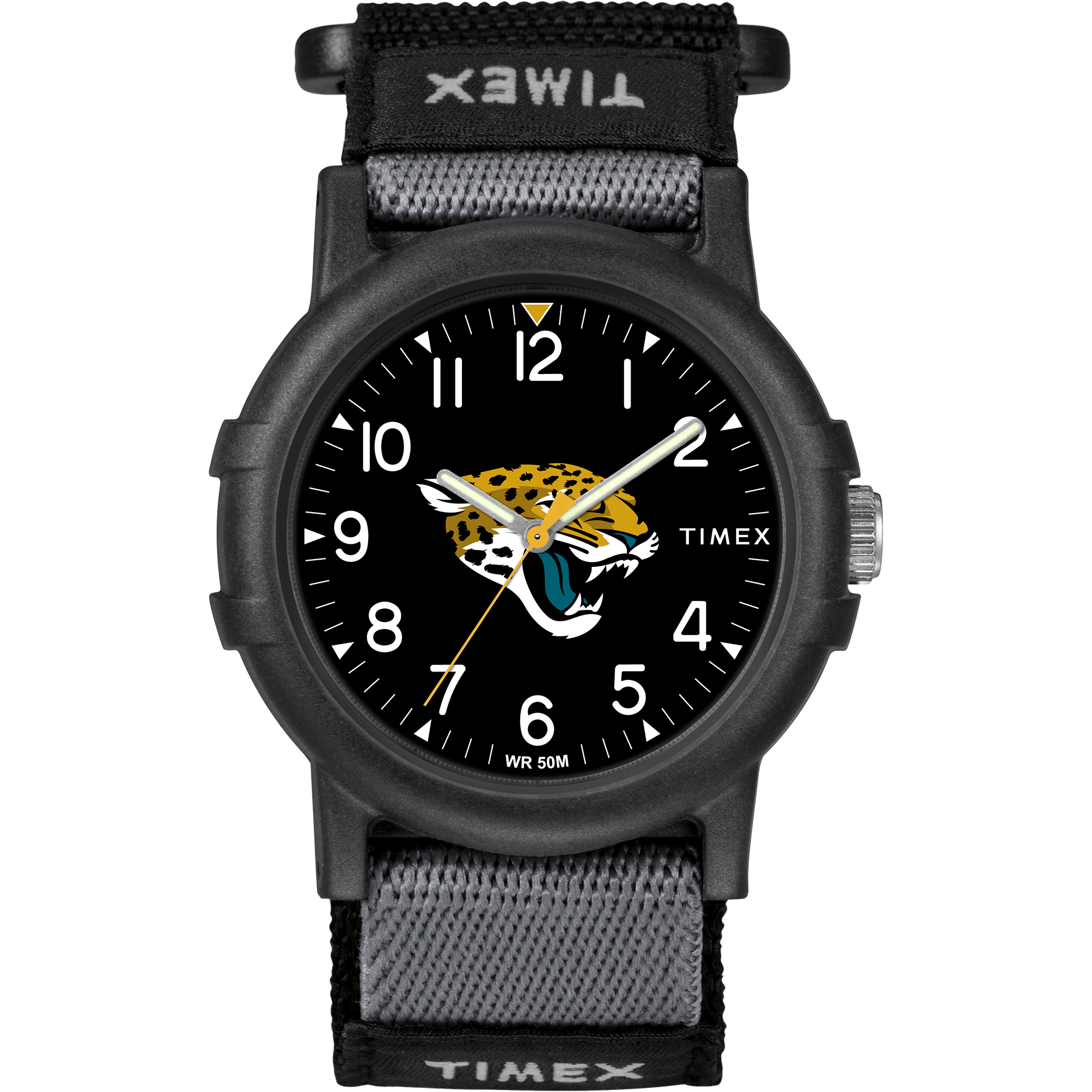 Timex - NFL Tribute Collection Recruite Youth Watch, Jacksonville Jaguars