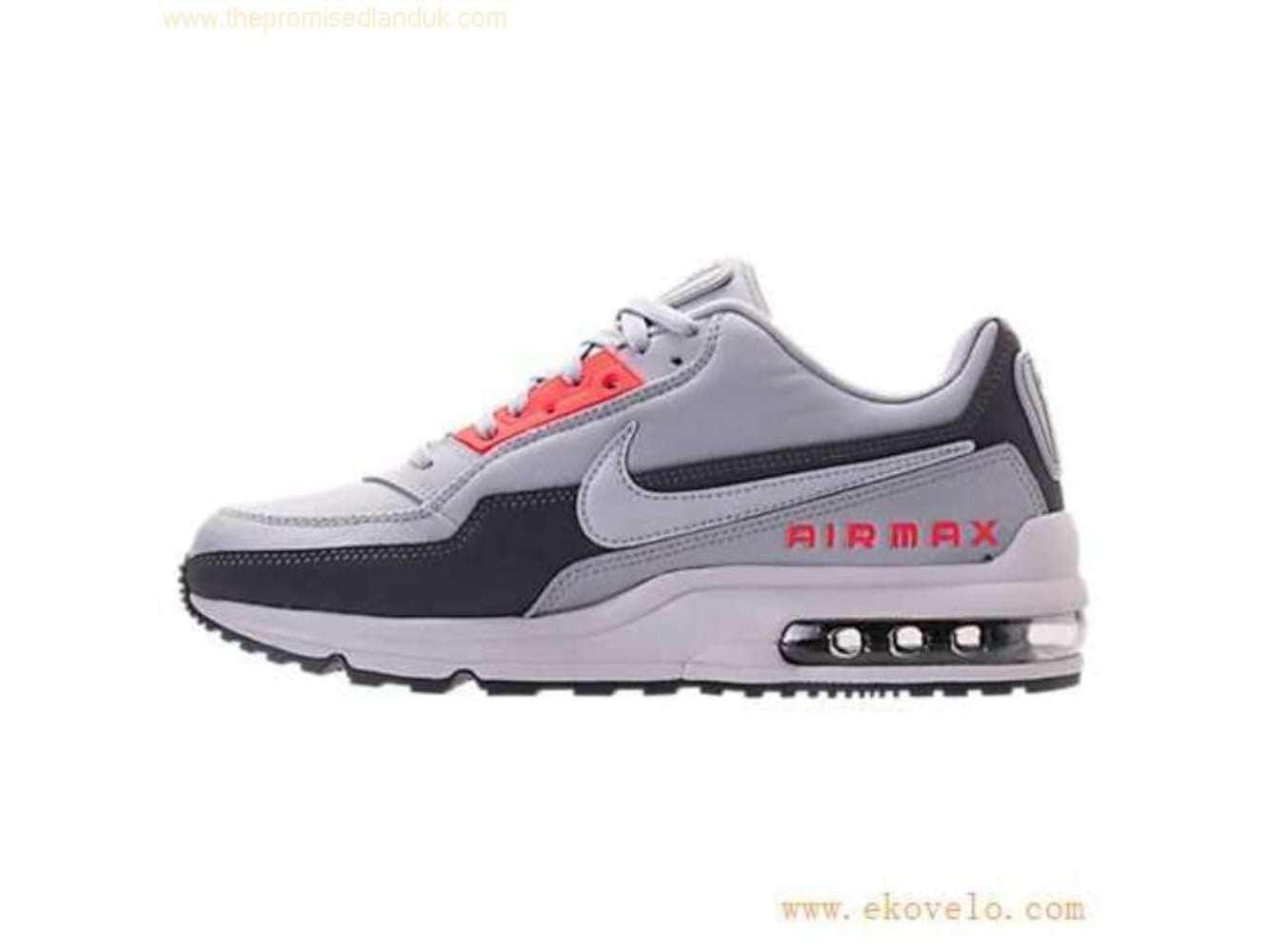 best sneakers 08aac d22b9 Nike Mens Air Max ltd 3 Low Top Lace Up Running Sneaker