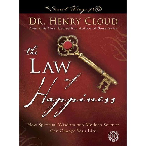 The Law of Happiness: How Spiritual Wisdom and Modern Science Can Change Your Life