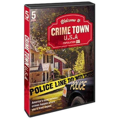 Crime Town USA (Full Frame)