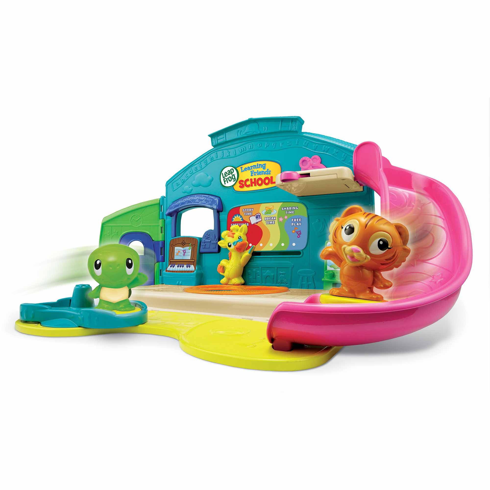 LeapFrog Learning Friends Play and Discover School Play Set by LeapFrog