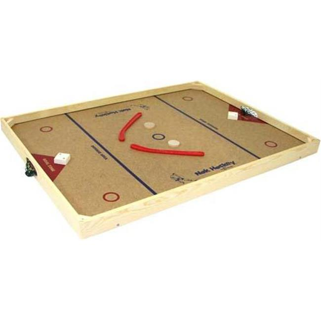 Carrom GA053P Nok Hockey Large 48 in. x 36 in. x 3.5 in. by CARROM