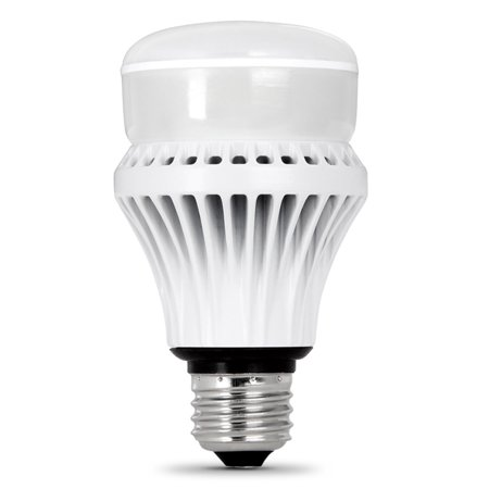 feit electric a19 om800 5k led 60 watt equivalent dimmable performance led a19 bulb. Black Bedroom Furniture Sets. Home Design Ideas