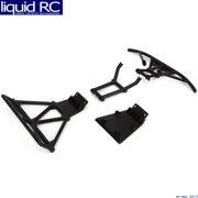 ECX 211002 Bumper Set: 1:18 4WD Torment
