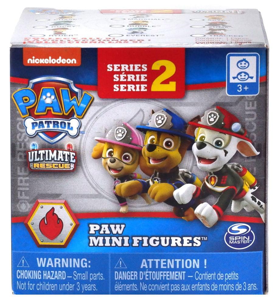 Paw Patrol Series 2 Paw Mini Figures Mystery Pack
