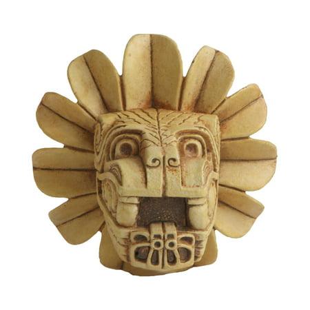 Serpent Head of Quetzalcoaltl Wall (Head Plaque)