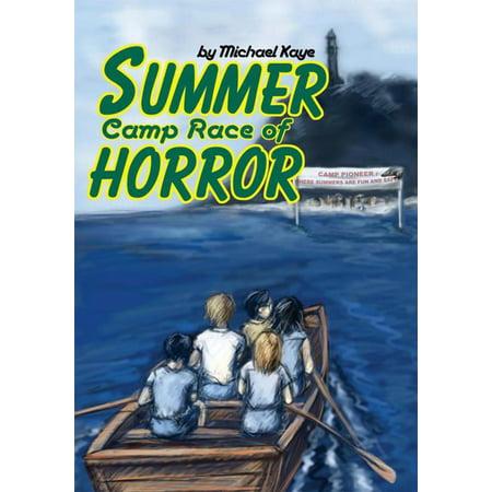 Summer Camp Race of Horror - eBook