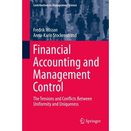 Financial Accounting and Management Control -