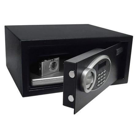 First Alert Anti-Theft Laptop Security Steel Safe, 0.9 Cubic Feet