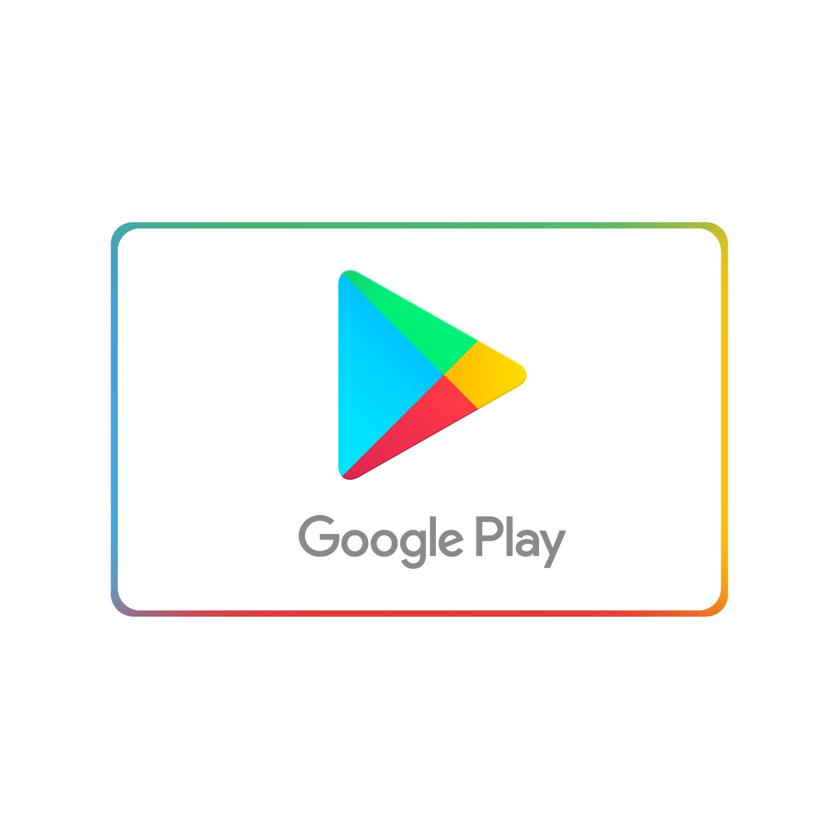 Google Play $15 Gift Code (Email Delivery)