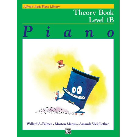 - Alfred's Basic Piano Library: Alfred's Basic Piano Library Theory, Bk 1b (Paperback)